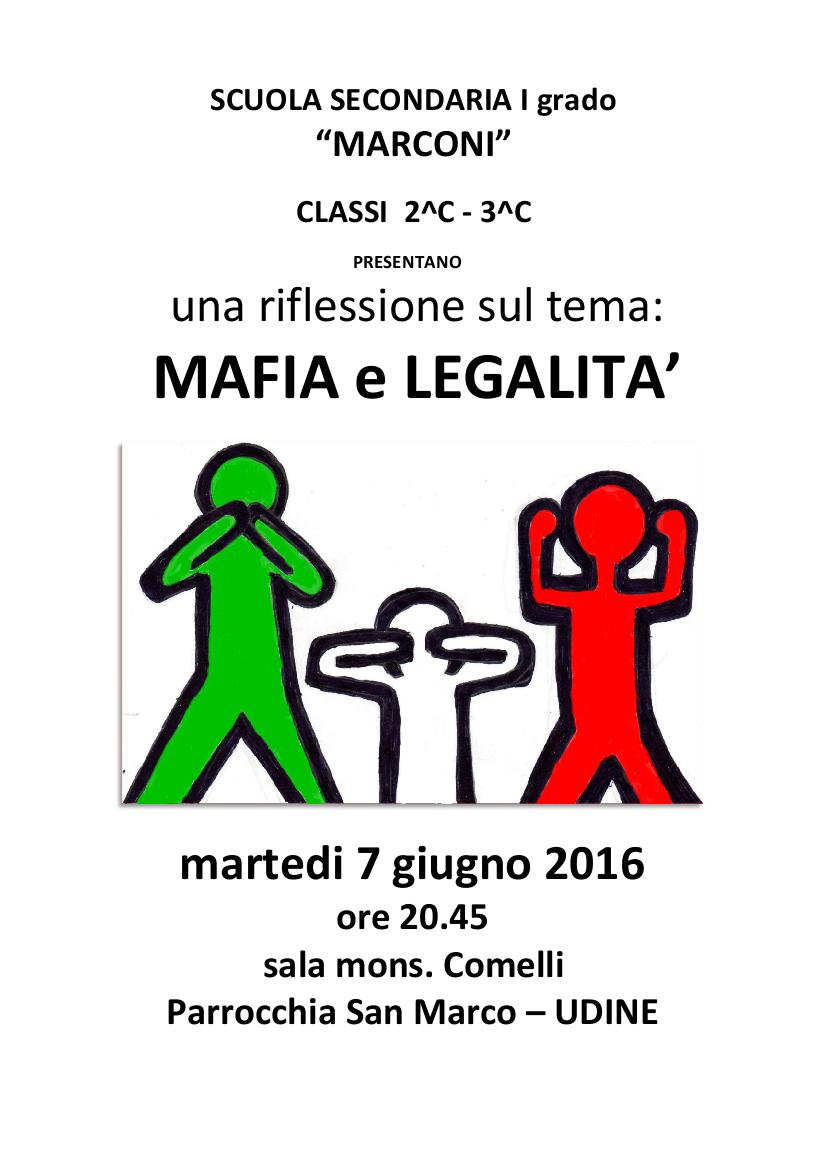 Mafia e legalita